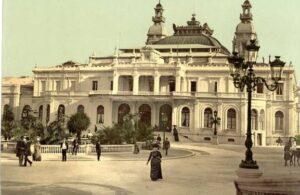 The new casino opera de Monaco
